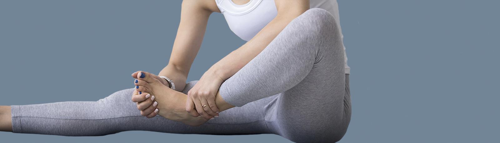 fot- och hälsmärta